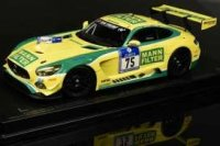 Mercedes AMG GT3 Mann Filter, Zakspeed 6th 24h Nurburgring