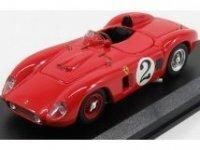 FERRARI 500 TR SPIDER ch.0624 2nd NASSAU TROPHY RACE 1956