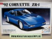 Chevrolet corvette zr 1 1992