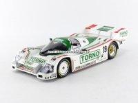 Porsche 962 C Torno 1000 km du Mugello 1985, promotion limitee