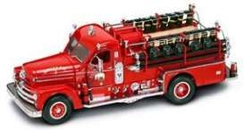 Seagrave Model 750 Fire Engine 1958