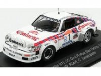 Porsche 911 Sc Gr.4 - Rallye San Remo 1981