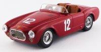 FERRARI 225S SPIDER ch.0172 WINNER CIRCUITO DI SENIGALLIA 1952