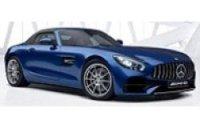 Mercedes AMG GT ROADSTER blauw