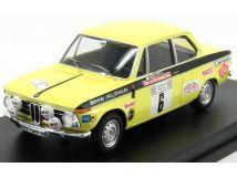 BMW 1602  VORDERPFALZ RALLY - GERMAN CHAMPION 72