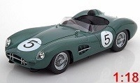 ASTON MARTIN DBR 1 , WINNER 24u LE MANS 1959