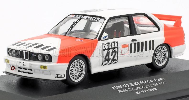 BMW 3-SERIES M3 E30 MARLBORO DEALERTEAM DTM 1991