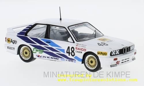 BMW M3 E30  WTCC 1987