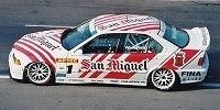 BMW 318 IS CLASS II,BMW TEAM SCHNITZER ,WINNER MACAU GUIA RACE 1994