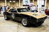 Chevrolet Camaro Smokey Yunicks Bonneville Salt Flats Record Holder 1967