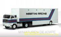 Volvo F 88,  Martini Racing,  Racing Transport