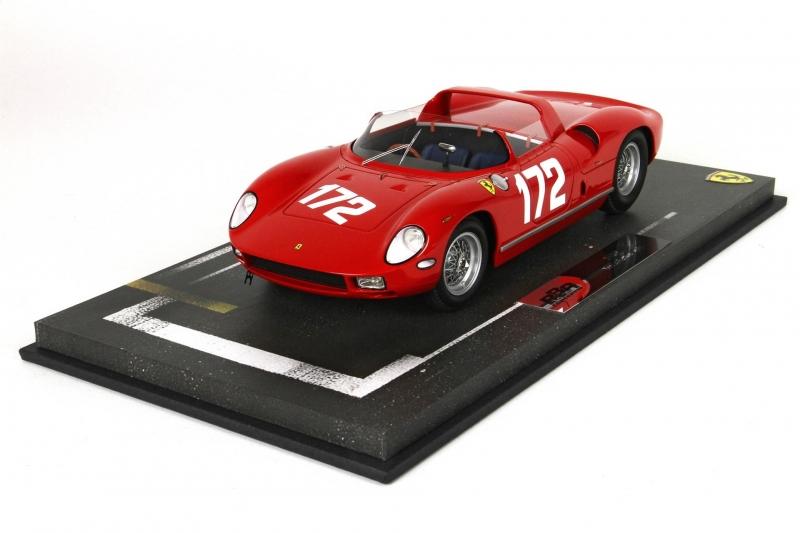 Ferrari 250 P Targa Florio 1963