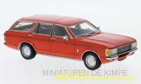 Ford Granada Turnier, 1972  rouge