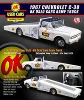 Chevrolet C-30 1967 Ramp Truck OK Used Cars