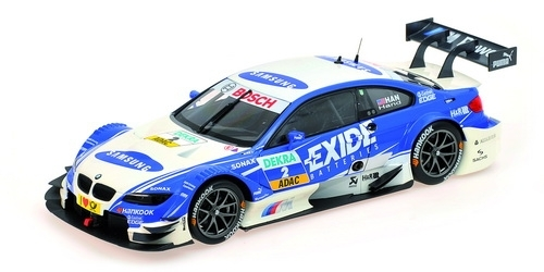 BMW M3 DTM EXITE BATTERIES BMW TEAM RMG DTM 2012