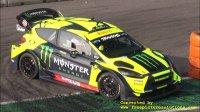 Ford Fiesta RS WRC, Monster, Rallye Monza 2018
