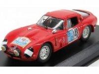 Alfa Romeo Tz2 Rally Pergusa Jolly Hotel 1965