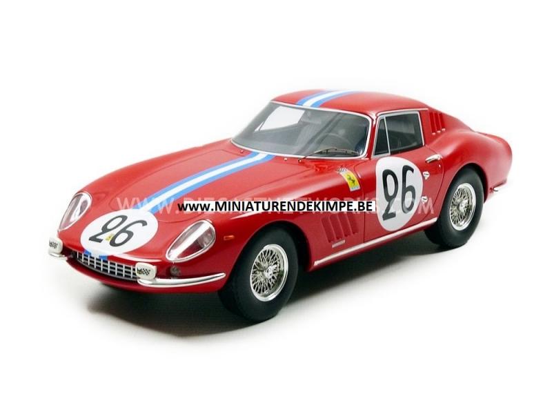 Ferrari 275 GTB Competizione NART 24h Le Mans 1966,tijdelijke Promotie