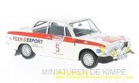 BMW 2002, Peer Export, Rallye Elba 1972