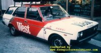 Fiat 131 Panorama,  West,  Assistance,  1979
