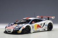 Mclaren Mp4-12c Gt3 Red Bull 2013