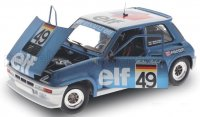 Renault R5 Turbo Rally European Cup 1981