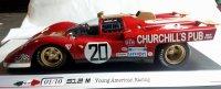 Ferrari 512 M Daytona 1971 Young American Racing