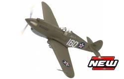 Curtiss P-40B Warhawk, 160-15P, 2nd Lt. George Welch, 47th PS, 15th PG, USAAF, Pearl Harbor