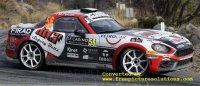 Fiat Abarth 124 RGT,  Rallye Monte Carlo 2019