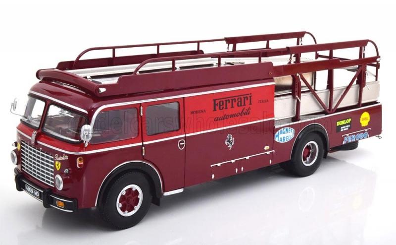FIAT 642 RN2 TRUCK BARTOLETTI F1 FERRARI CAR TRANSPORTER 1957