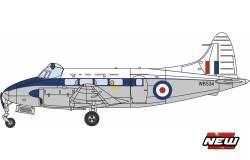 Dh 104 DEVON WB534 RAF TRANSPORT COMMAND
