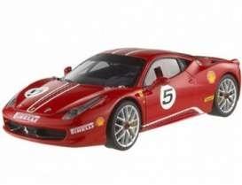 Ferrari 458 Italia Challenge 2011