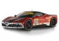 Ferrari 458 Italia challenge Kessel racing 2011