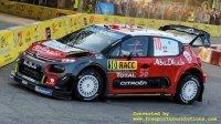 Citroen C3 WRC, Rallye Catalunya 2018