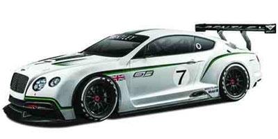 Bentley Continental GT3 2012
