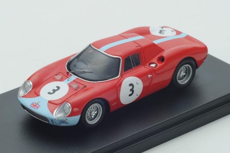 Ferrari 250 LM 1000 Km Paris 1964