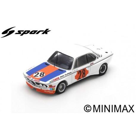 BMW CLC WINNER GR. 2 SPA CUPS 1957