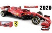 F1 Ferrari SF1000 Austrian GP 2020 nr16 Leclerc