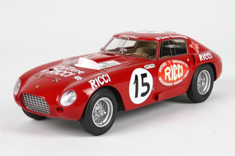 Ferrari 375 MM  Carrera Panamericana 1953