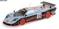 Mclaren F1 Gtr Gulf Team Davidoff Gt1 Le Mans 1997