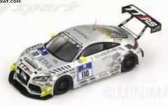 AUDI TT RS 24u NURB. 2012