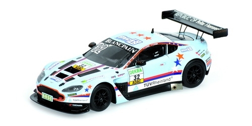 ASTON MARTIN VANTAGE V12 GT3 TEAM YOUNG DRIVER ADAC GT MASTERS 2012