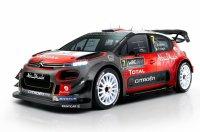 Citroen C3 WRC DNF WRC Monte Carlo 2017