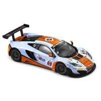 McLaren 12C GT3 24h Spa 2013