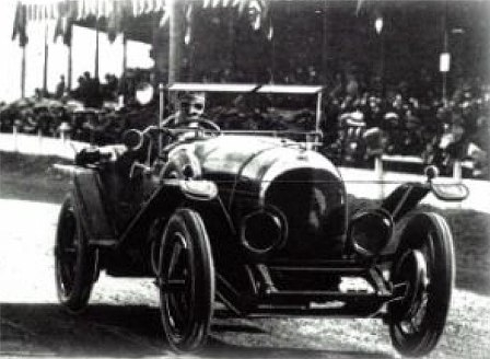BENTLEY 3L WINNER LE MANS 1924