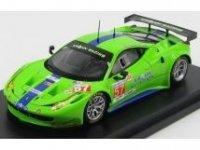 FERRARI 458 ITALIA 8C GT2 KROHN RACING 25th 24h LE MANS 2012, promotion limitee