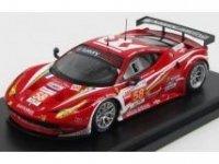 FERRARI 458 ITALIA 8C GTE AM TEAM LUXURY RACING 24h LE MANS 2012