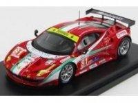 FERRARI 458 ITALIA 8C GTE PRO TEAM AF CORSE 24h LE MANS 2012, promotion limitee