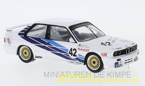 BMW M3,Dijon 1987