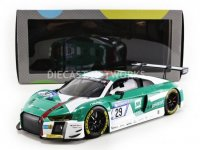 Audi R8 LMS Montaplast, Land-Motorsports 1st ADAC GT Masters 2016